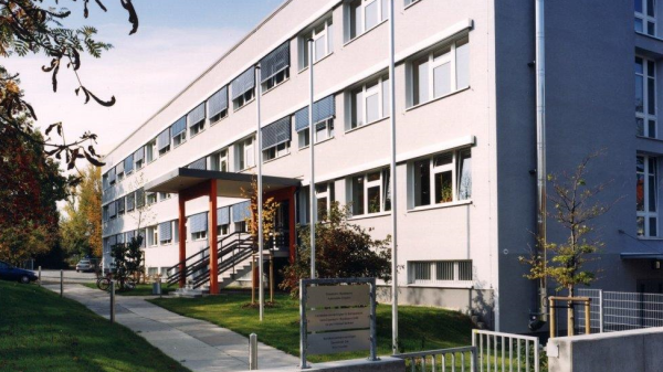 Office of the DZSF in Dresden